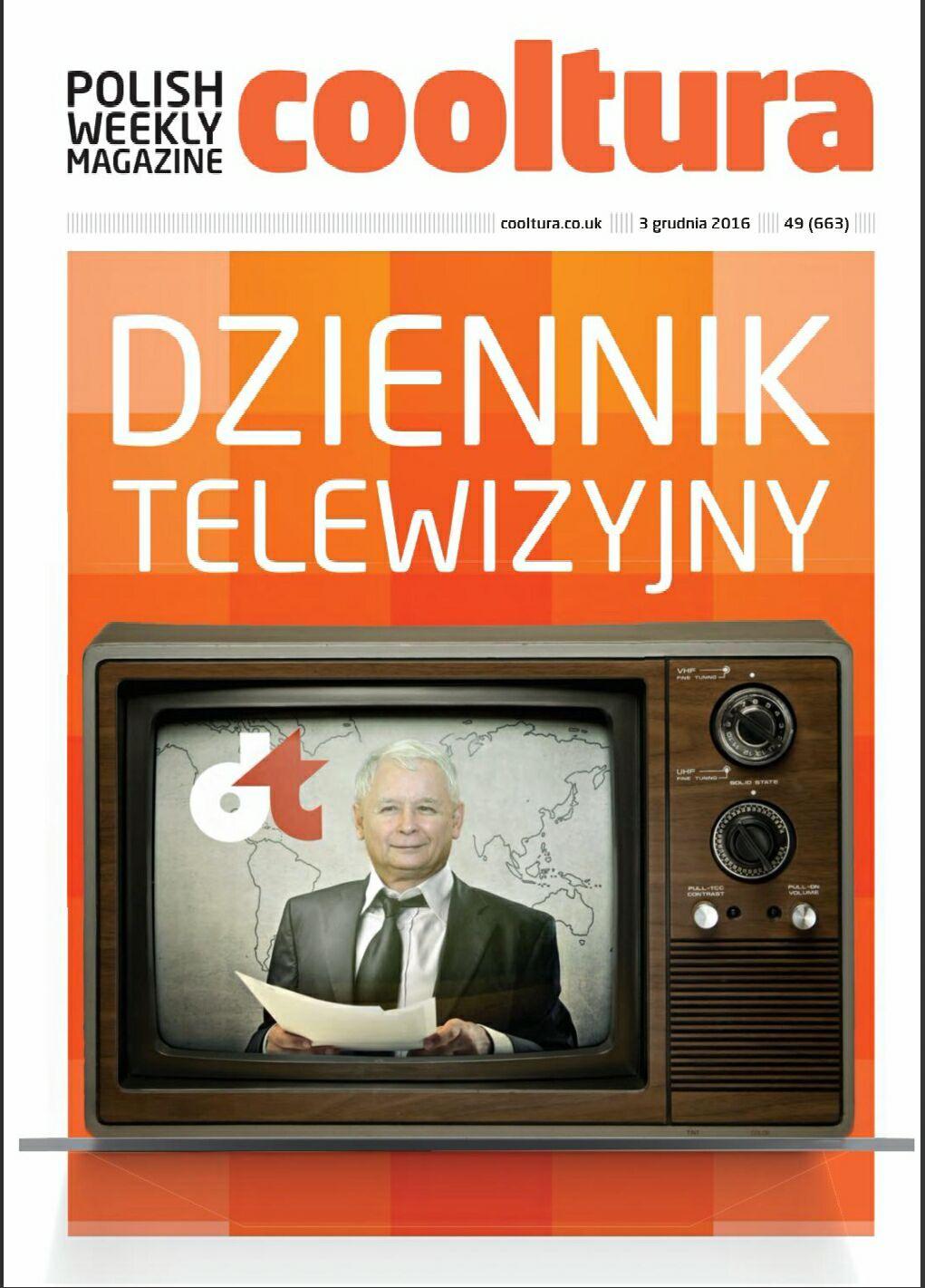 Cooltura - Dziennik Telewizyjny